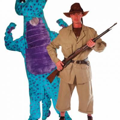 Looppop Dino inhuren
