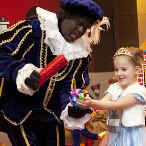 GoochelPiet Pedro - Sinterklaasshow inzetten