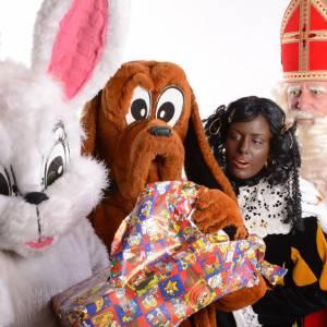 Snuffie en Rimpel - Feesten met Sinterklaas boeken of inhuren?