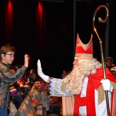 Foto van Snuffie en Rimpel - Feesten met Sinterklaas | JB Productions