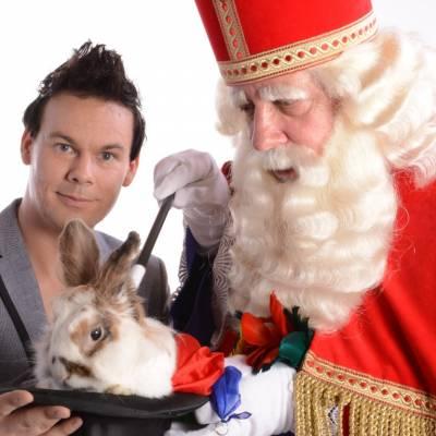 Feesten met Sinterklaas boeken?