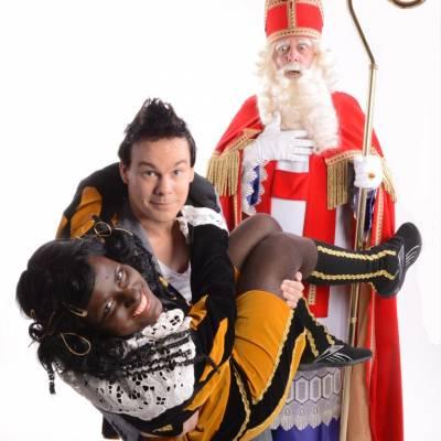 Foto van Snuffie en Rimpel - Feesten met Sinterklaas | Sinterklaasshow.nl