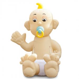 Foto van Tijdelijke Aanbieding: Opblaasbare Baby | Partyspecialist.nl