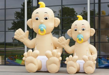Fotoalbum van Tijdelijke Aanbieding: Opblaasbare Baby | SintenKerst.nl