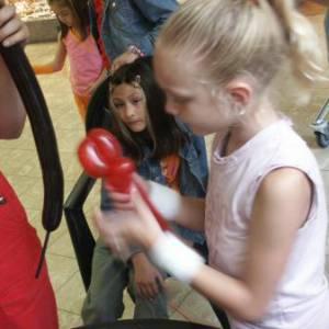 Workshop Ballonfiguren maken huren