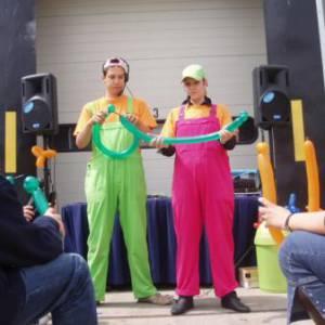 Ballonfiguren maken Workshop boeken