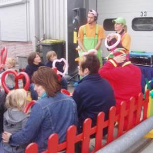 Ballonfiguren maken Workshop huren