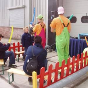 Ballonfiguren maken Workshop boeken of huren