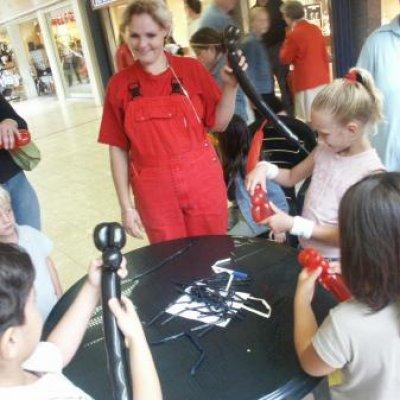 Fotoalbum van Workshop Ballonfiguren maken | Kindershows.nl
