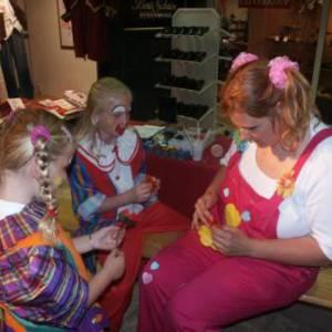 Workshop Clownerie en theater huren of boeken