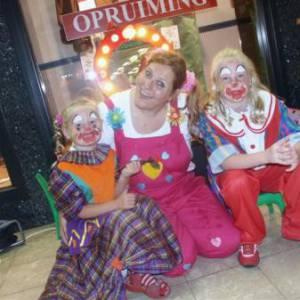 Workshop Clownerie en theater boeken of inhuren