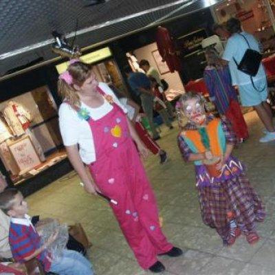 Fotoalbum van Workshop Clownerie en theater | Attractiepret.nl