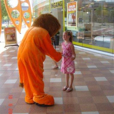 Foto van Op de foto met de Oranje Leeuw | Attractiepret.nl