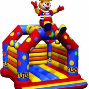 Clowntjesdag - Mega huren