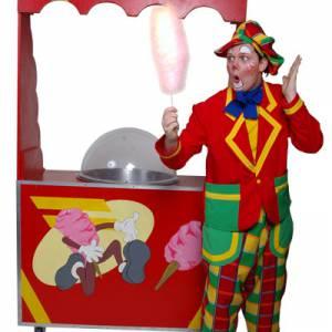 Clowntjesdag - Mega huren?