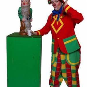 Clowntjesdag - Mega boeken of huren?