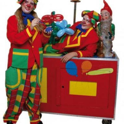Clowntjesdag - Mega boeken