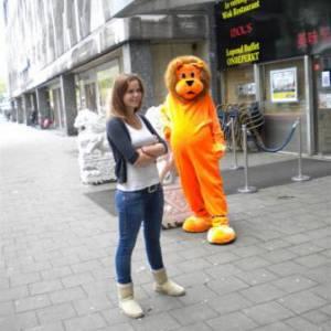 Meet & Greet de Oranje Leeuw huren