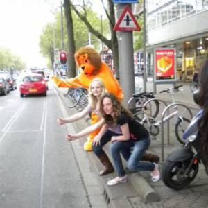 Meet & Greet de Oranje Leeuw boeken