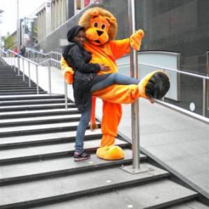 Oranje Leeuw Meet & Greet boeken