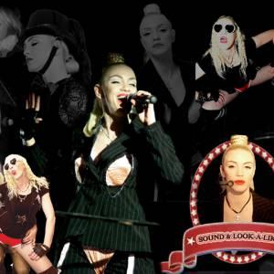 Madonna Look a Like inhuren?