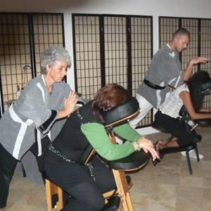 Stoelmassage - massage Op Locatie boeken?