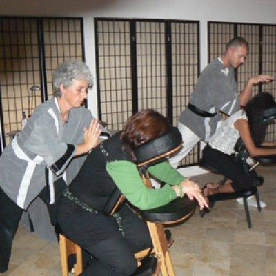 Foto van Stoelmassage - massage Op Locatie | JB Productions