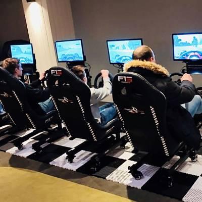 Formule 1 Race Challange Boeken?