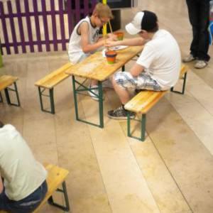 Workshop Bloempot Schilderen huren