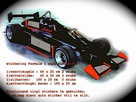 Foto van Formule 1 Full Scale Simulator | Artiestenbureau JB Productions