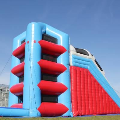 Fotoalbum van Mega Spider Tower | Kindershows.nl