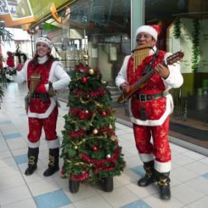 Zingende Kerstfiguren - Mobiele Kerstmuziek inzetten?