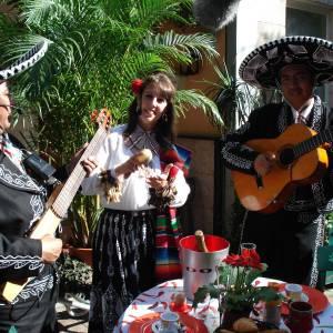 Los del Sol - Mexicaans Mariachi boeken?