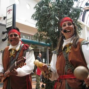 Los del Sol - Pirates of the Caribbean inhuren?