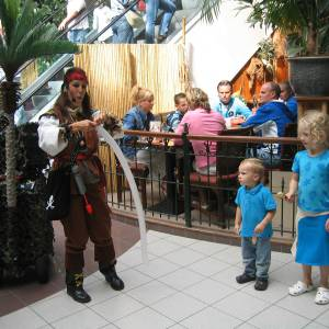 Los del Sol - Pirates of the Caribbean inzetten?