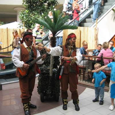 Los del Sol - Pirates of the Caribbean boeken?