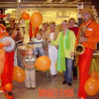 Fotoalbum van Muzikaal Oranje Duo | Attractiepret.nl