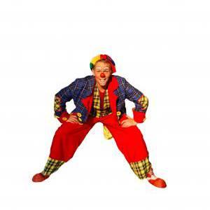 Clown Noni Knallende Kindershow boeken?
