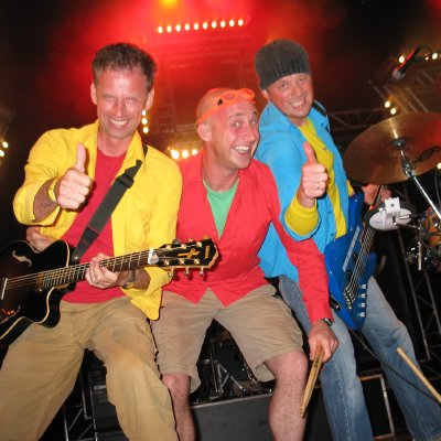 Foto van One Two Trio - Feestband | JB Productions