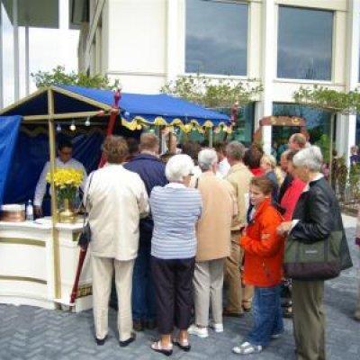 Fotoalbum van Oud Hollandse Poffertjes Kraam | Kindershows.nl