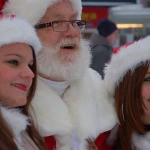 Rondlopende Kerstman en Kerstvrouwtje inzetten?