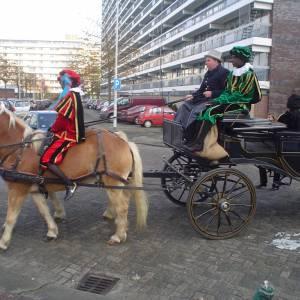 Bezoek Sinterklaas - Sinterklaas Intocht Team inzetten?