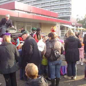 Bezoek Sinterklaas - Sinterklaas Intocht Team boeken of inhuren?