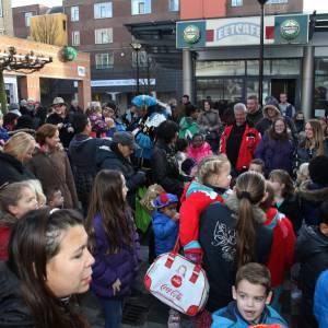 Sinterklaas Intocht Team boeken of inhuren?