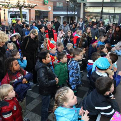 Fotoalbum van Bezoek Sinterklaas - Sinterklaas Intocht Team | Sinterklaasshow.nl