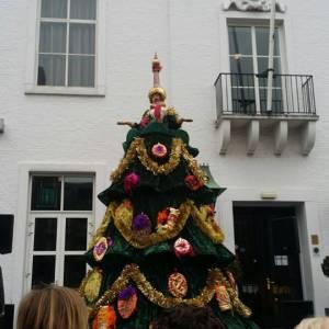 Zingende Kerstboom inhuren