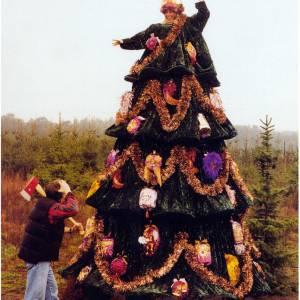 Zingende kerstboom inhuren voor je event