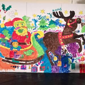 Kunst 4 Kids met Kerst tekening inhuren?