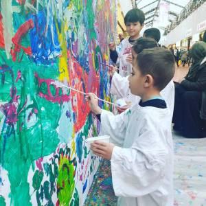 Kunst 4 Kids met Kerst tekening inzetten?