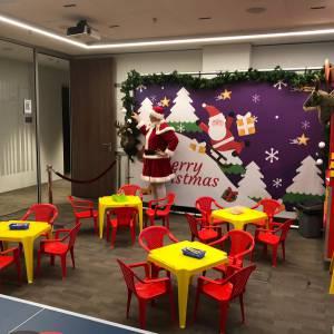 Kids Workshop - Kerstmannen Trekpoppen maken inhuren?